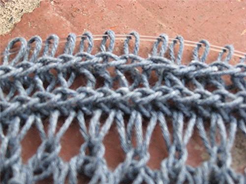 horizontal stitch