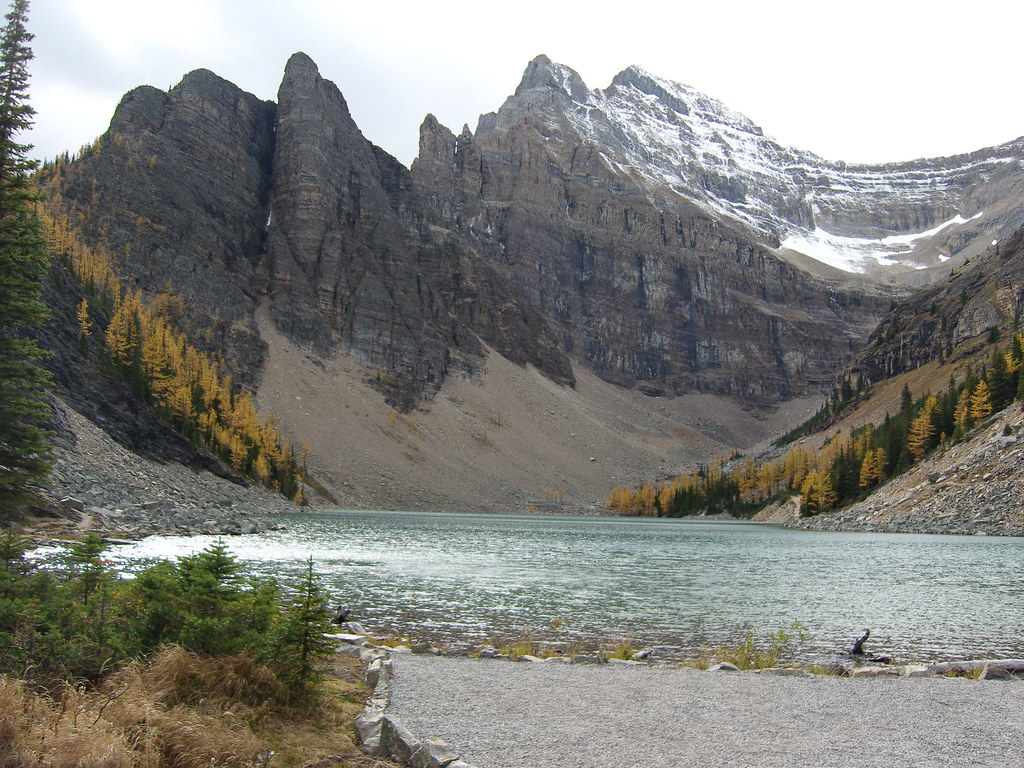 Lake Agnes, Banff National Park, Alberta, Canada