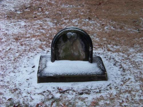 Heart Tombstone