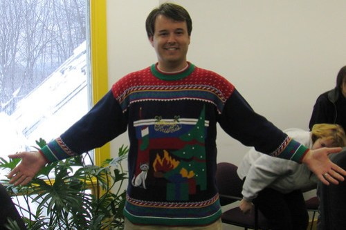 Epic Christmas Sweater