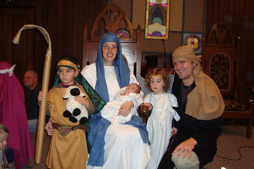 """the """"holy family"""""""