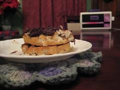 EZ bake cake