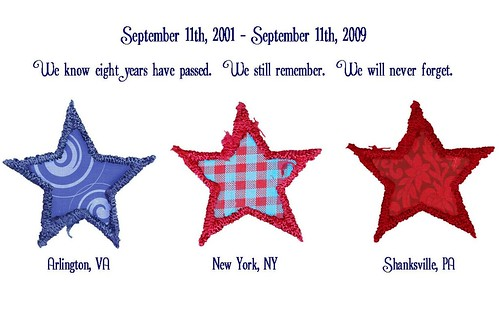 TWT Remembers September 11th Eight Years Later