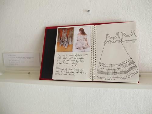 bara baras - exhibition process book