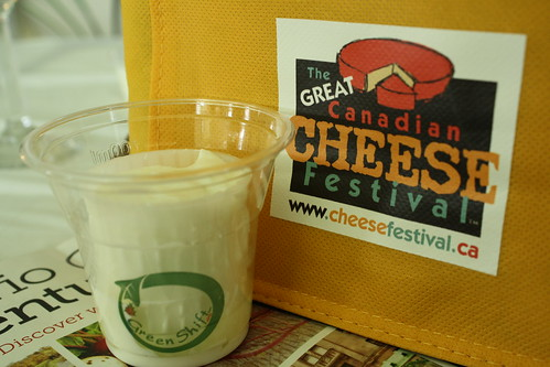 great canadian cheese festival