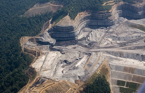 Mountaintop Removal for Coal in West Virginia
