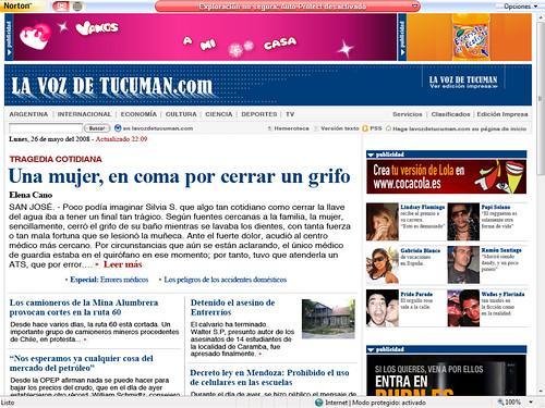 La Voz de Tucumán