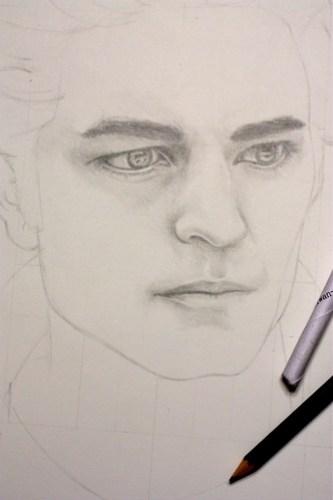 WIP - Edward Cullen