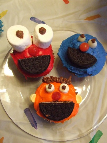 elmo, grover and ernie