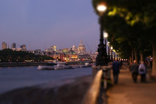 London's South Bank