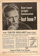 Cold War Propaganda Ad, Good Housekeeping Magazine