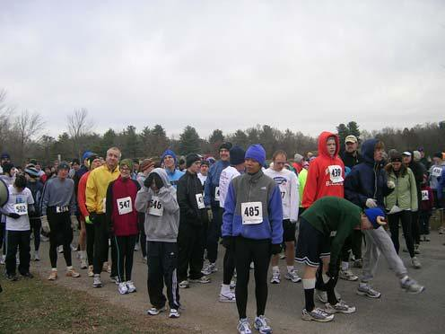 Mahomet Run for the Library 5K