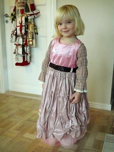 Ronja's princess dress