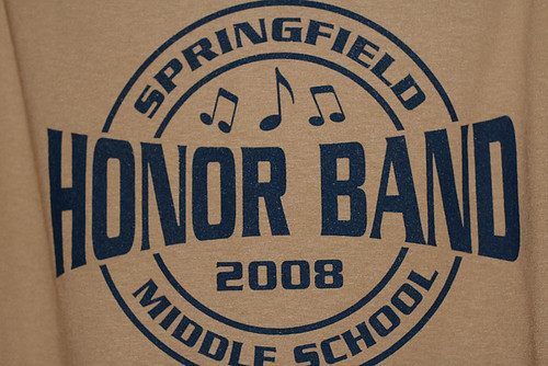Honor Band 2008