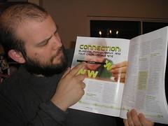 Deacon Magazine Article