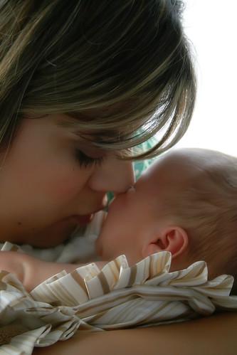 Baby B & Mom