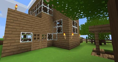 New House Outside 3