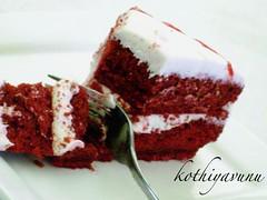Red Velvet Cake aka Waldorf Astoria Cake