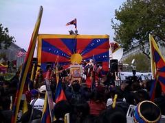 Free Tibet (in SF)