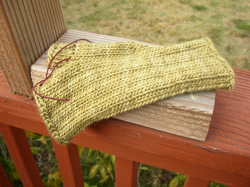 easy mitts again green one