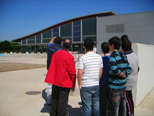 la instal·lació fotovoltaica