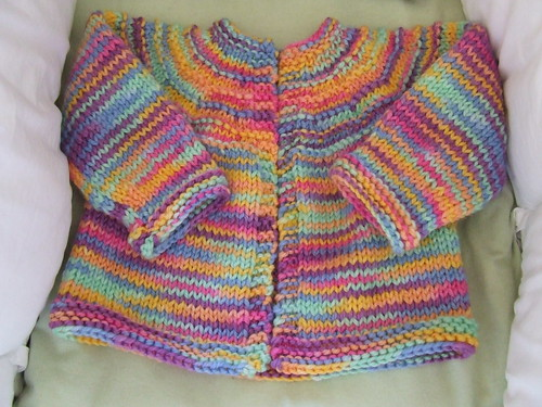 Five Hour Baby Sweater