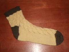 Nanner Socks - Sock 1 Complete