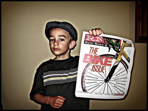 The Bike Issue