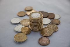 Bar coins