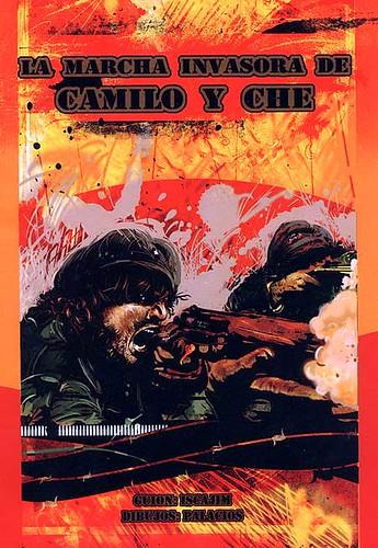 La carátula de la historieta me hace pensar que los cubanos están más o menos actualizados.