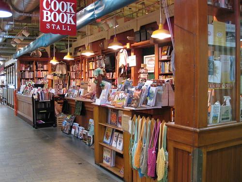 Cookbooks, Reading Terminal Market