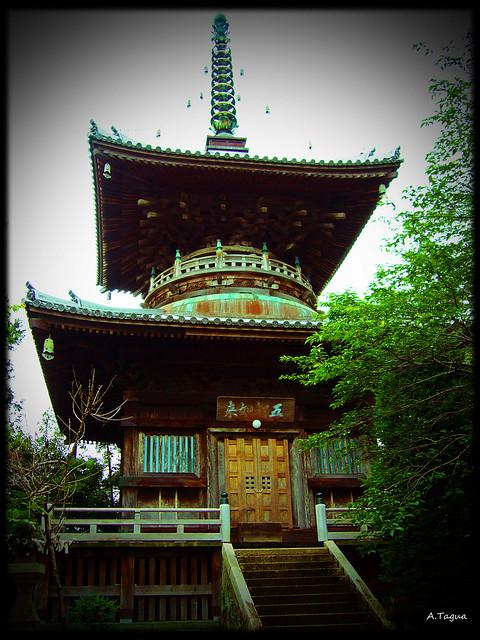 Templo en Ryouzenji