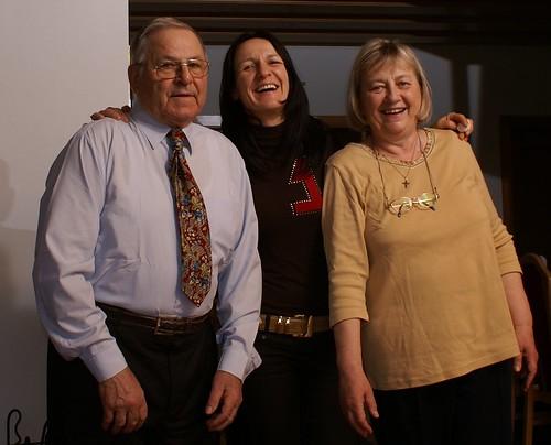 Opa, Agnes und Oma