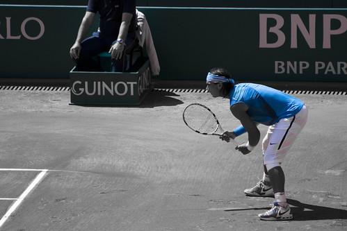 Montecarlo, i tennisti -8
