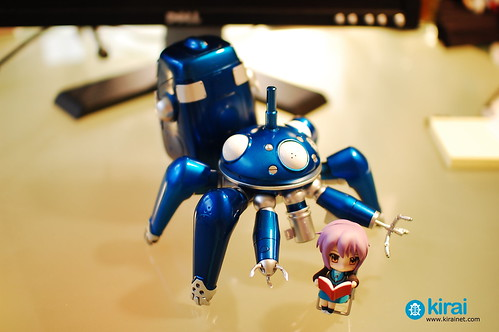 tachikoma figure gs goodsmile