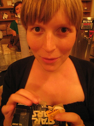 Deanna Mustard & Prize