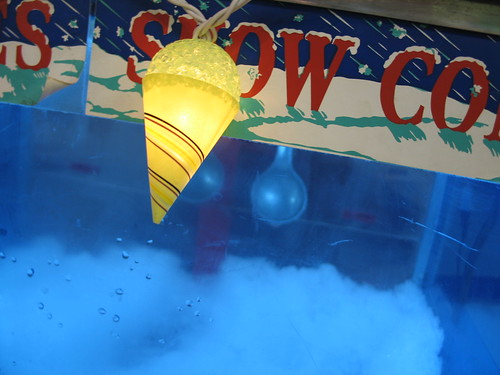 Electric Snow Cone, Minneapolis, Minnesota, August 2008, photo © 2008 by QuoinMonkey. All rights reserved.