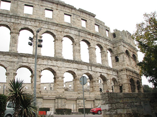 Pula Arena - photo by me