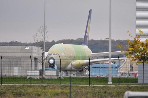 A380-841 MSN021 F-WWSQ SQ
