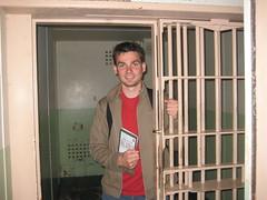 Me in Alcatraz Jail
