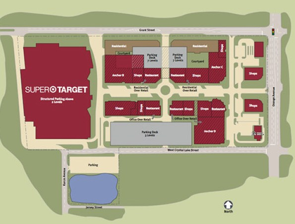 SoDo site plan