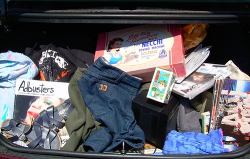 Junk In My Trunk 7-19-08