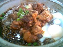 SP Chicken claypot rice