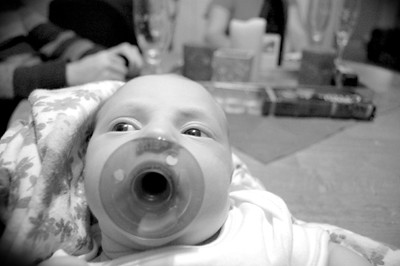the big pacifier