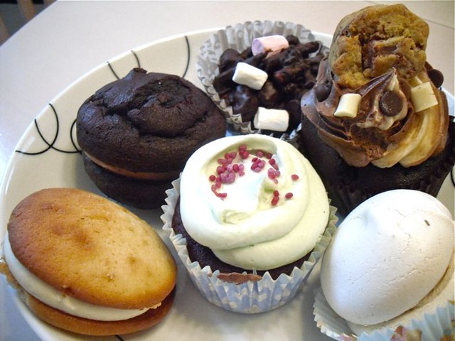 baked goodies
