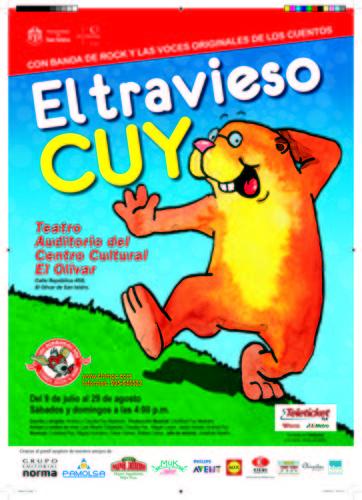 afiche Cuy arte1