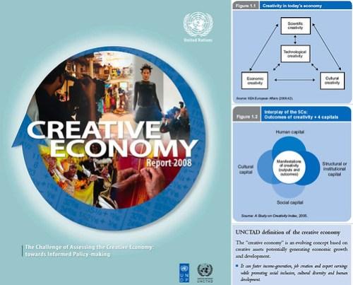 UN Creative Economy Report 2008