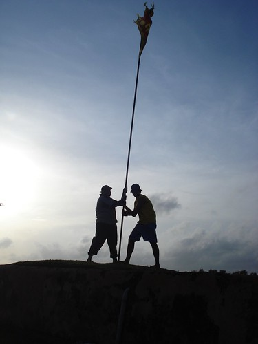 Flying the Flag High