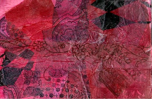 Fabric Paper On Tyvek 3