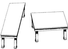 Shepard tables (Photo credit: Asociación Cultural Alifa)